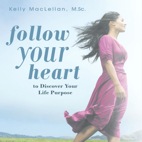 how to live from your heart book